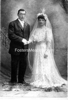 Kunz, Alois & Jacobs, Angela - May 19, 1908 - St. Ignatius, Hicksville