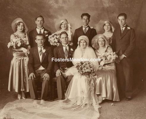 McKenna, Herbert & Rottkamp, Eleanor - circa 1931 - place unknown