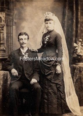 Schmitt, Albert H. & Kappelmeier, Margaret M. - Feb 12, 1889 - St. Boniface