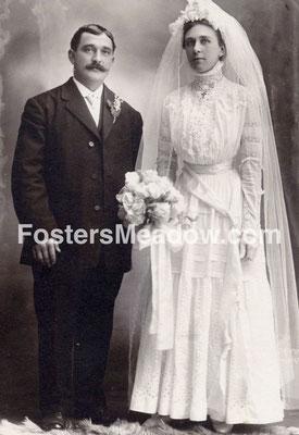 Hoeffner, Andrew P. & Schlick, Elizabeth M. - April 18, 1909 - St. Killian, Farmingdale