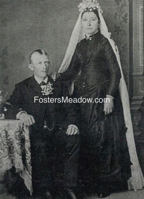 Meier, Nicholaus & Kreischer Anna - Feb. 1, 1887 - St. Boniface