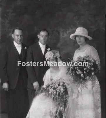Kiesel, Charles & Froehlich, Caroline - Nov. 28, 1923 - Location unknown