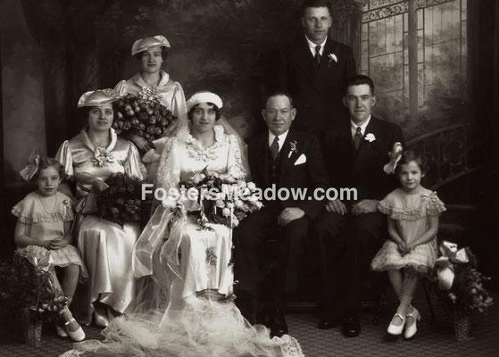 Kiesel, Henry M. & Rottkamp, Anna C. - Jan. 29, 1936 - Location unkown