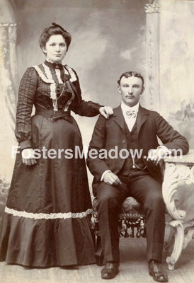 Makofske, Edward & Hoeffner, Gertrude - July 7, 1901 - St. Joachim and St. Anne, Queens Village