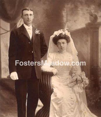 Finn, William & Kreischer, Christina - Feb. 16, 1909 - St. Boniface