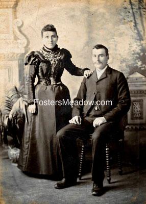 Dubon, John & Rottkamp, Maria Eva - Feb 12, 1889 - location unknown