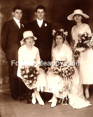 Krummenacker, John O. & Schmitt, Clara F. - Dec. 27, 1917 - St. Boniface