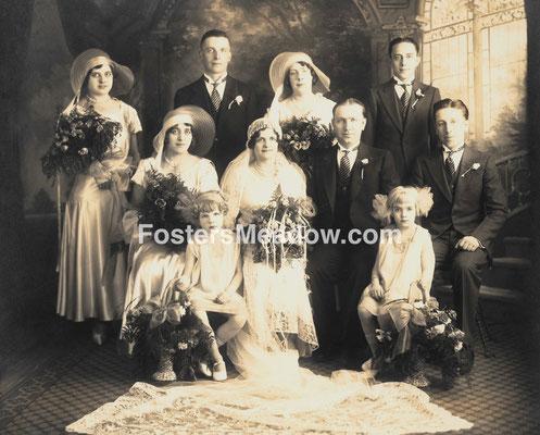 Hartmann, Frank J. & Rottkamp. Clara M. - Jan. 26, 1923 - St. Boniface