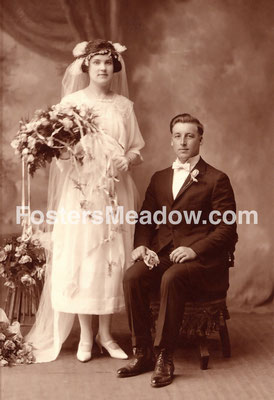 Schmitt, George A. & Rottkamp, Theresa M. - Nov. 23, 1921 - St. Boniface