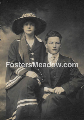 Reisert, George Washington & Halligan, Anna - April 30, 1930 - Staten Island