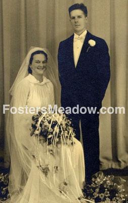 Fischer, Harry J & Hoeffner, Helen - Sept. 6,1936 - St. Brigid's, Westbury