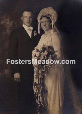 Makofske, Philip & Smith, Hazel - Jan. 6, 1924 - St. Barnabas, Bellmore