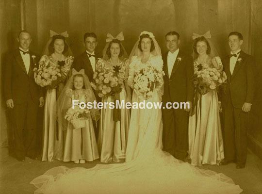 Hoeffner, Edward A. & Kaylor, Viola C. - Sept. 17, 1939 - St. Brigid's, Westbury