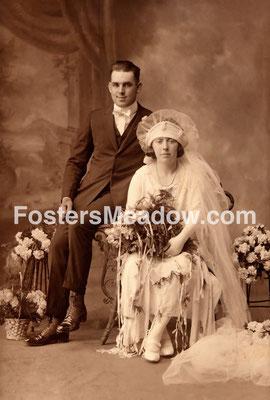 Rottkamp, Edward  A. & Hartmann, Anna - Feb. 12, 1923 - St. Boniface