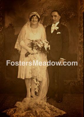 Kollmer, Joseph J. & Hoeffner, Christina, A. - April 8, 1928 - St. Ignatius Loyola, Hicksville