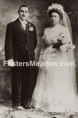Ruhl, George & Kiesel, Barbara E. - Nov. 25, 1909 - St. Mary's Church, Jamaica
