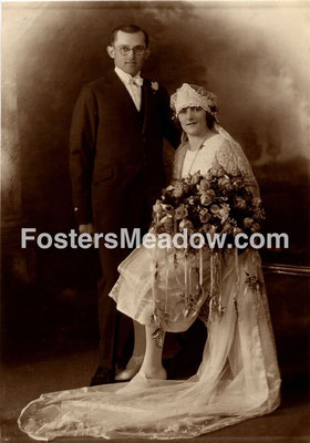 Froehlich, Joseph H. & Dallinger, Elizabeth Mary (aka Lil) - May 19, 1925 - St. Boniface