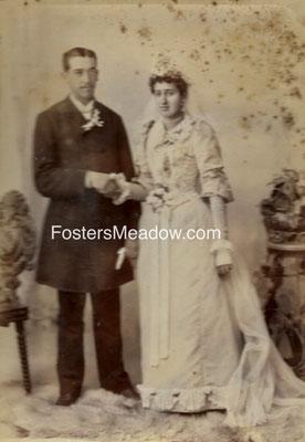 March, Frederick Joseph & Krummenacker, Margaret C  -  Feb. 21, 1911  - St. Boniface