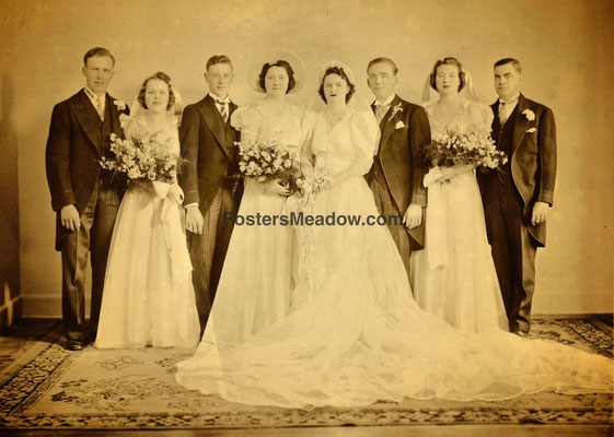 Hoffman, Gilbert G. & Fogarty, Dorothy C. - May 30, 1940 - St. Joan of Arc RC Church, Jackson Heights