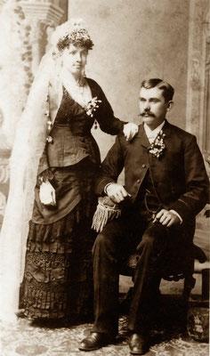 Froehlich, George & Rottkamp, Caroline - Jan.16, 1883 - St. Boniface