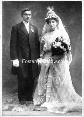 Ofenloch, Joseph & Jacobs, Margaret - Oct. 6, 1908 - St. Ignatius, Hicksville