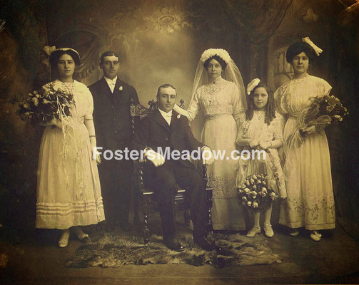 Hoffman, Jacob N. & March, Mary A. - Apr 17, 1912 - Holy Name of Mary, Valley Stream
