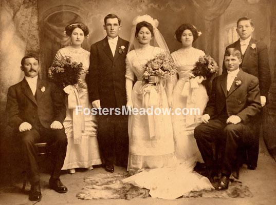 Rottkamp, Henry J. & Reisert, Caroline E. - Feb. 27, 1911 - Holy Name of Mary, Valley Stream