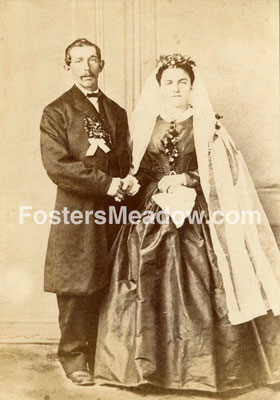 Hoeffner, Nicholaus & Kraus. Gertrude K. - May 7, 1867 - St. Boniface