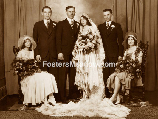 Froehlich, George J. & Kiely, Mary H. - Feb. 26, 1930 St, Mary's - Jamaica