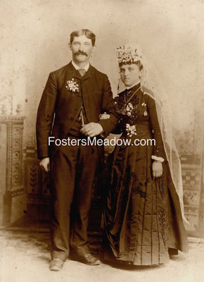 Muller, Louis H. & Rottkamp, Maria E. - Feb. 5, 1889 - Location not known