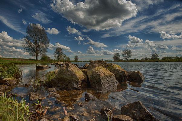 Entlang der Maas, NL