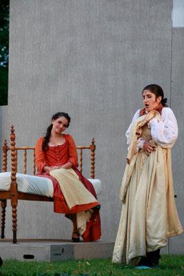 Susanna <Le Nozze di Figaro> (Rheinsberg 2012) Foto: Marco Arturo Marelli