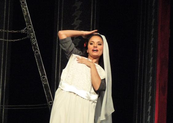 Susanna <Le Nozze di Figaro> (Theater Freiberg, 2015) Foto: Jörg Metzner