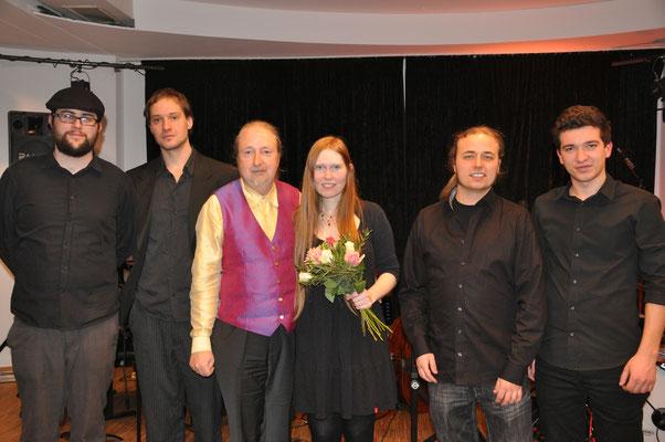 """KuBe Konzert """"Trallskogen"""" am 27. Februar 2016 im Leidinger."""