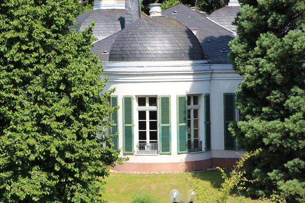 Villa Leonhardi im Palmengarten Frankfurt