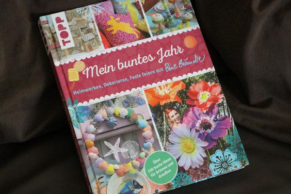 """Das Kreativbuch """"Mein buntes Jahr"""""""