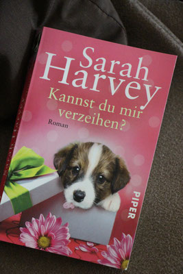"""Das Buch """"Kannst du mir verzeihen"""""""