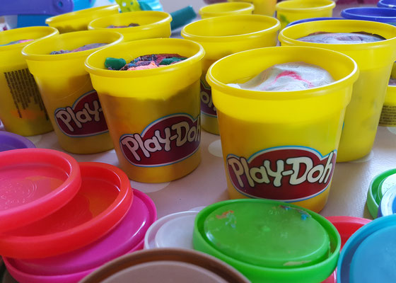 PlayDoh-Knete