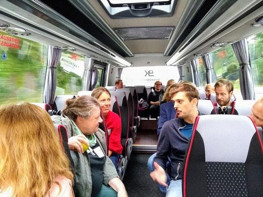 Bio-Bus Tour!