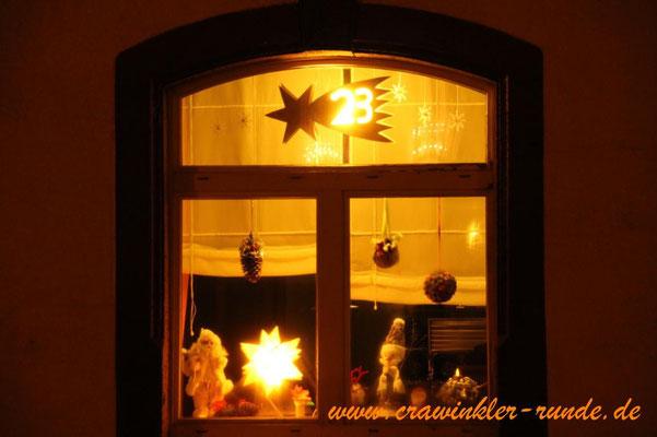 23. Dezember- Gemeindeschenke