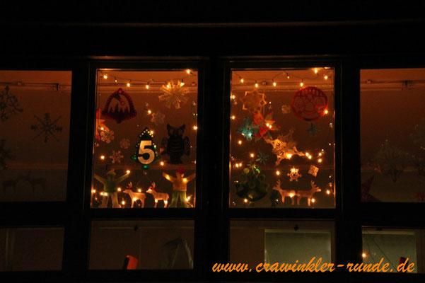 5. Dezember- Regelschule Crawinkel