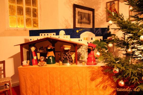 24. Dezember- St. Marien Kirche Crawinkel