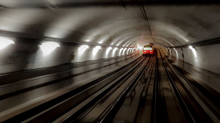 Bild 5: Tunnelblicke