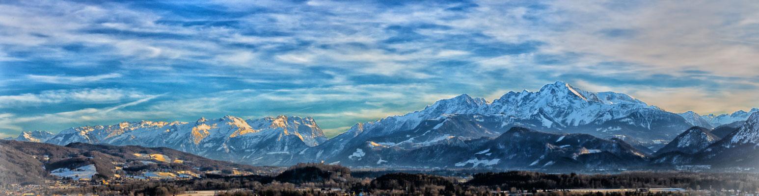 Bild 4 - Salzburgerland im Februar