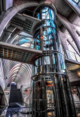Bild 10: Aufzug