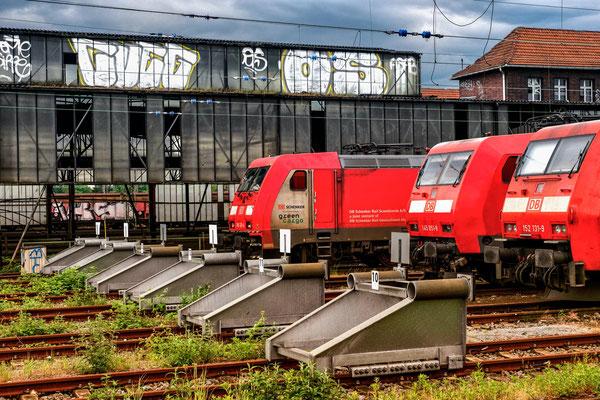 Bild 2 - Wanner Bahnhof