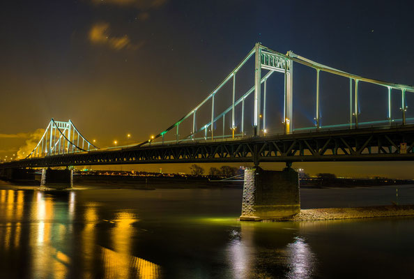 Bild 13 - Brücke am Abend