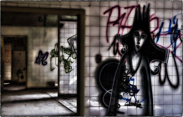 Bild 13 - Graffiti