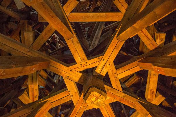 Bild 11 - Dachstuhl