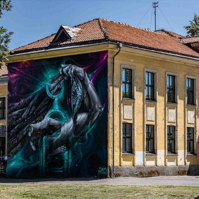 Bild 5 - Graffiti